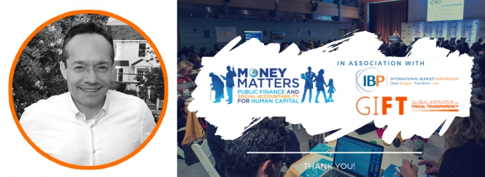 Money Matters: Public Finance & Social Accountability for Human Capital Forum