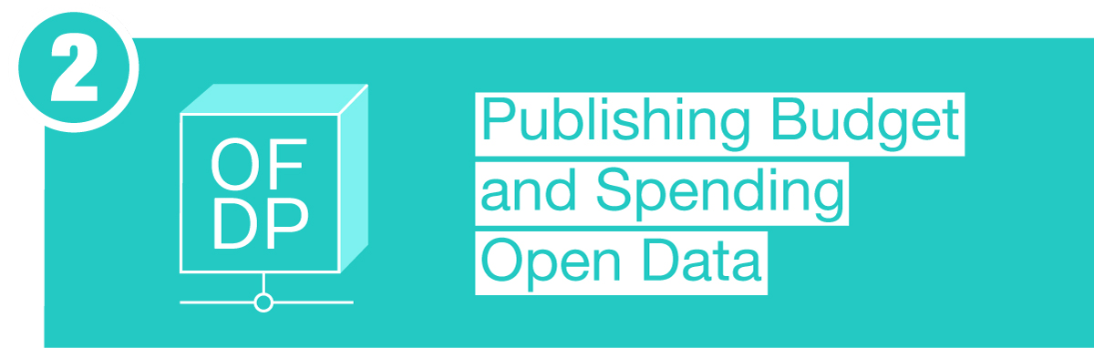 Publishing Budget and Spending Open Data